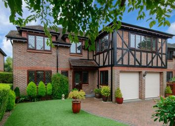 Thumbnail 4 bed detached house for sale in Horton Heath, Eastleigh, Hampshire