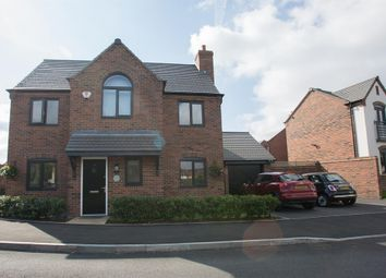 Thumbnail 4 bed detached house for sale in Argyle Close, Wordsley