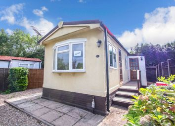 Thumbnail 1 bed mobile/park home for sale in Castle Road, Hartshill, Nuneaton