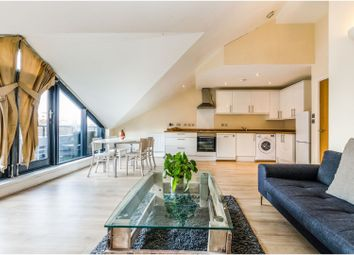 Thumbnail 1 bed flat for sale in 435 The Highway, London