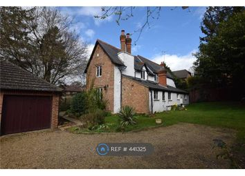 Thumbnail 4 bed detached house to rent in Julius Hill, Bracknell