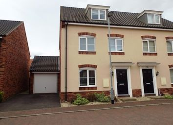 Thumbnail 3 bedroom semi-detached house to rent in Red Lodge, Bury St. Edmunds