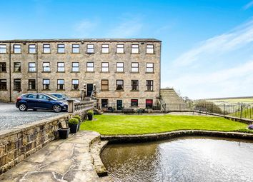 Thumbnail 3 bedroom flat for sale in Kell Lane, Wainstalls, Halifax