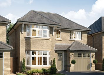 """Thumbnail 4 bed detached house for sale in """"Oxford"""" at Stoney Bank Road, Holmfirth"""