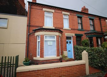 Thumbnail 1 bed terraced house to rent in Gladstone Road, Chester