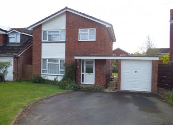 Thumbnail 4 bed detached house to rent in Shire Way, Droitwich