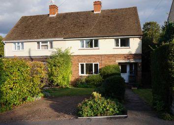 Thumbnail 3 bed semi-detached house to rent in Ashridge Rise, Berkhamsted, Hertfordshire