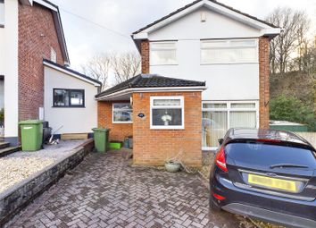 Thumbnail 4 bed detached house for sale in Kendal Close, Aberdare, Rhondda Cynon Taff