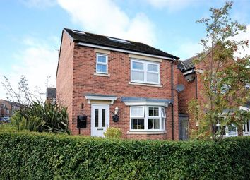 Thumbnail 4 bed detached house for sale in Beaumont Court, Pegswood, Morpeth