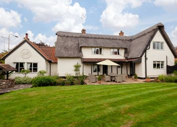 Thumbnail 4 bed detached house for sale in Cambridge Road, Littlebury, Saffron Walden