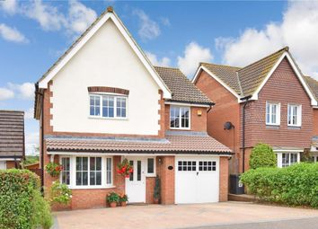 Thumbnail 4 bed detached house for sale in Eversleigh Rise, Whitstable, Kent