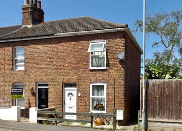 Thumbnail 2 bed end terrace house for sale in Hallgate, Holbeach, Spalding
