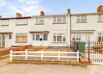 Thumbnail 3 bed terraced house for sale in Ely Close, Tilgate, Crawley