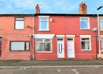 Thumbnail 2 bed terraced house for sale in Grafton Street, Whitecross, Warrington