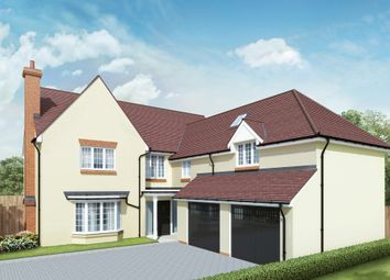 "Thumbnail 5 bed detached house for sale in ""The Balmoral"" at Lower Road, Chalfont St. Peter, Gerrards Cross"