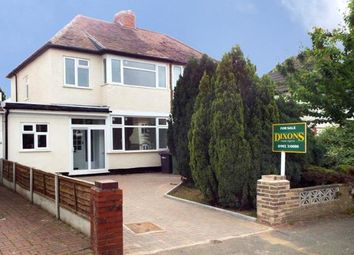 Thumbnail 3 bedroom semi-detached house for sale in Lynton Avenue, Claregate, Tettenhall, West Midlands