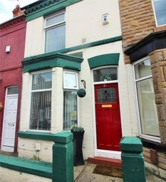 Thumbnail 2 bed terraced house for sale in Woodville Road, Birkenhead, Merseyside