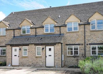 Thumbnail 2 bed terraced house to rent in Clanfield, Oxfordshire