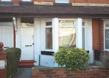 Thumbnail 3 bedroom terraced house to rent in Manor Road, Sale