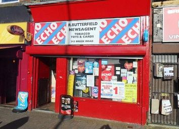 Thumbnail Retail premises for sale in 243 Breck Road, Liverpool