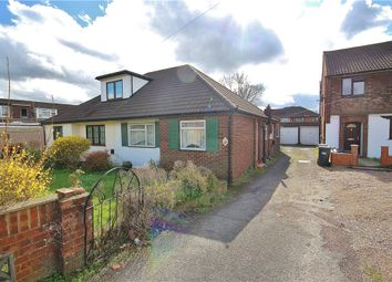 Thumbnail 2 bed semi-detached bungalow for sale in The Gardens, Feltham, Surrey