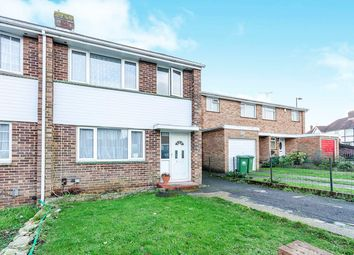 Thumbnail 3 bedroom semi-detached house for sale in Alfriston Gardens, Southampton