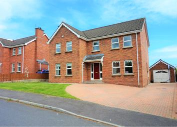 Thumbnail 4 bed detached house for sale in Broadlands Drive, Carrickfergus