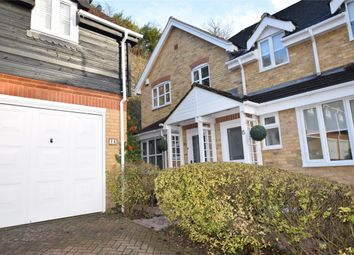 Thumbnail 2 bedroom end terrace house for sale in Foxwood Grove, Pratts Bottom, Orpington, Kent