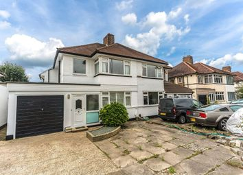 Thumbnail 3 bedroom semi-detached house for sale in Kingston Road, Ewell, Epsom