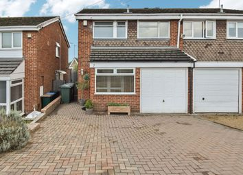 Thumbnail Semi-detached house for sale in Abbeydale Close, Binley, Coventry