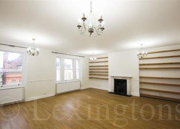 Thumbnail 4 bed flat to rent in Belsize Crescent, Belsize Park, London