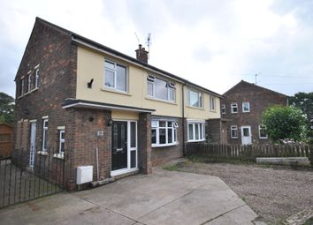 Thumbnail 3 bed semi-detached house for sale in Vine Road, Tickhill, Doncaster
