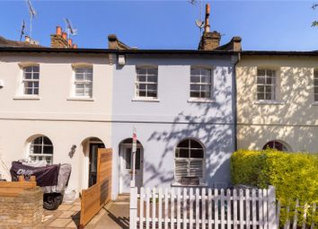 Thumbnail 2 bedroom terraced house for sale in Chiswick Road, London