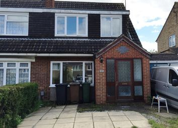 3 bed terraced house to rent in Hasketon Drive, Luton LU4