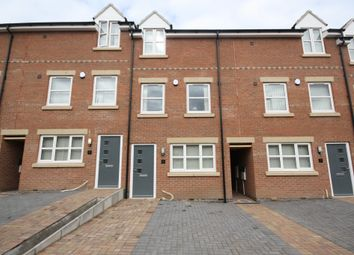 Thumbnail 4 bed town house to rent in Blue Fox Close, West End, Leicester