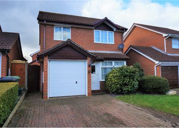 Thumbnail 3 bed detached house to rent in Catkin Close, Chineham, Basingstoke