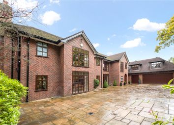 Thumbnail 6 bed detached house for sale in Clamhunger Lane, Mere, Knutsford, Cheshire