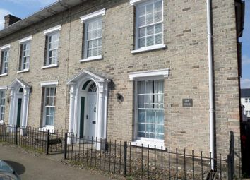 Thumbnail 3 bed maisonette to rent in Hall Street, Long Melford, Sudbury