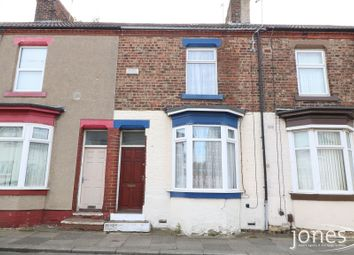 Thumbnail 2 bed terraced house to rent in Gilmour Street, Stockton On Tees