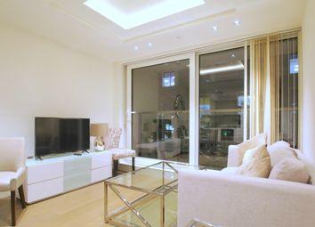 Thumbnail 1 bed flat to rent in Radnor Terrace, Bridgeman House, Kensington, London