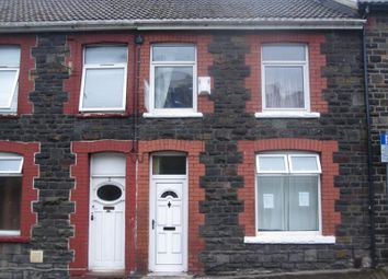 Thumbnail 4 bedroom terraced house to rent in Brook Street, Treforest, Pontypridd