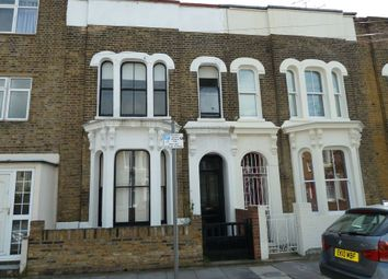 Thumbnail 3 bedroom terraced house to rent in Lyal Road, London