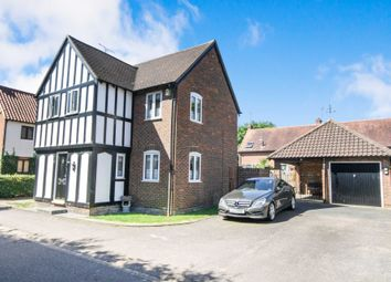 4 bed detached house for sale in Kimberley Drive, Laindon, Basildon SS15