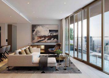 Thumbnail 1 bed flat to rent in Park Drive, Canary Wharf, London