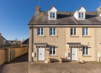 Thumbnail 3 bedroom terraced house for sale in Rowan Drive, Witney, Oxfordshire
