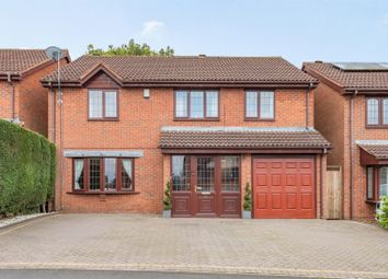 Thumbnail Detached house for sale in Bishops Way, Sutton Coldfield, West Midlands