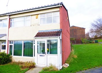 Thumbnail 3 bed end terrace house for sale in Potters Gate, High Green, Sheffield