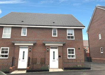 Thumbnail 3 bed semi-detached house to rent in Croft Gardens, Wolverhampton