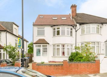 Thumbnail 7 bed property to rent in Oxgate Gardens, Cricklewood, London