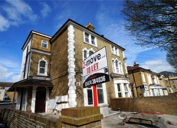 Thumbnail 1 bedroom flat to rent in The Grove, Gravesend, Kent